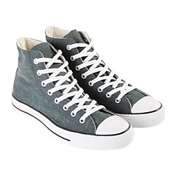 Converse Chuck Taylor All Star Vintage Hi-Top Sneakers (Green) (109833F-10)