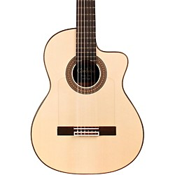 Cordoba 55FCE Thinbody Limited Flamenco Acoustic-Electric Guitar (3867)