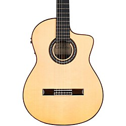 Cordoba GK Pro Negra Acoustic-Electric Guitar (GUFLCOR-05211)