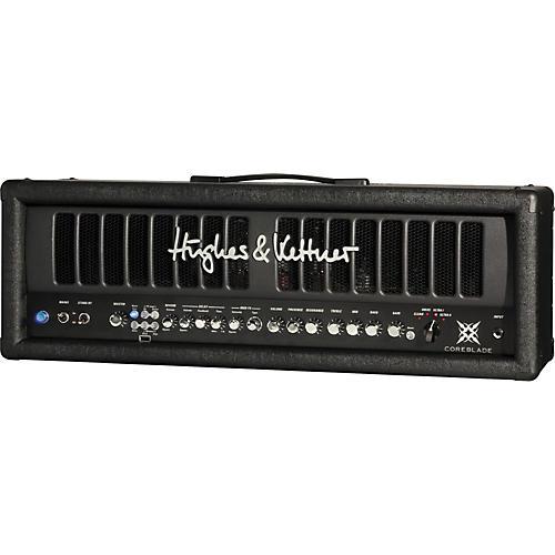 Hughes & Kettner Coreblade 100W Tube Guitar Amp Head Black