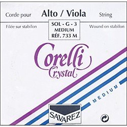 Corelli Crystal Viola Strings (7YLS)
