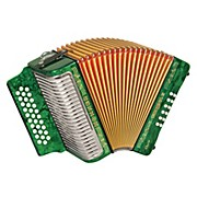 "Hohner Corona II Classic, Key of ""EAD"" Diatonic ACC"