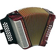 Hohner Corona III FBbEb Accordion