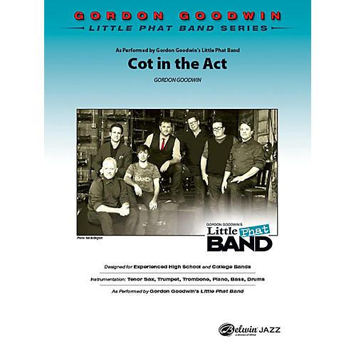 Alfred Cot in the Act Jazz Band Grade 5 Set-thumbnail