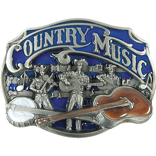 Gear One Country Music Belt Buckle-thumbnail