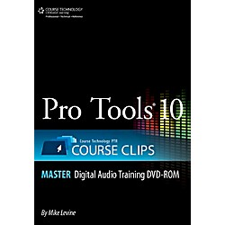 Course Technology PTR Pro Tools 10 Course Clips Master DVD (9781133732563)