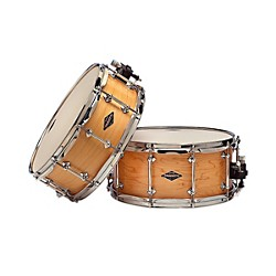 Craviotto Maple Snare Drum with Natural Satin Oil Finish (5514MAPCRAV)