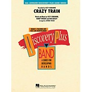 Hal Leonard Crazy Train - Discovery Plus Concert Band Level 2
