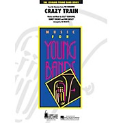 Cherry Lane Crazy Train - Young Concert Band Level 3 by Ted Ricketts