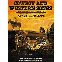 Creative Concepts Cowboy and Western Songs Guitar Tab Songbook (315049)