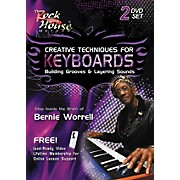 Hal Leonard Creative Techniques for Keyboard Building Grooves & Layering Sounds (2-DVD Set)