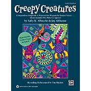 Alfred Creepy Creatures Book & CD