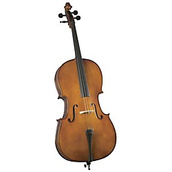 Cremona SC-130 Premier Novice Series Cello Outfit (SC-130)