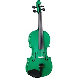 Cremona SV-130GN Series Sparkling Green Violin Outfit (SV-130GN)