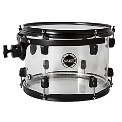 Crush Drums & Percussion Acrylic Series Tom Tom with Holder (AC13X9CB)