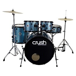 Crush Drums & Percussion Alpha 5-Piece Drum Set with Cymbals (AL528-914-KIT)