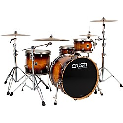 "Crush Drums & Percussion Sublime AXM 4-Piece Shell Pack with 24"" Bass Drum (SMA448-705)"