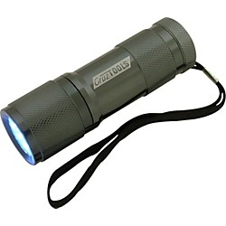 CruzTOOLS Superbright 9-LED Flashlight (FL9L)