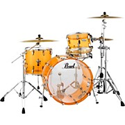 Pearl Crystal Beat 3-Piece Shell Pack