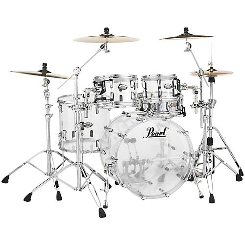 Pearl Crystal Beat 4-Piece New Fusion Shell Pack-thumbnail