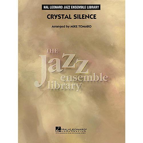 Hal Leonard Crystal Silence - The Jazz Essemble Library Series Level 4-thumbnail