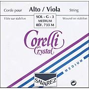 Corelli Crystal Viola Strings
