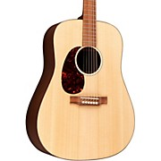 Martin Custom D Rosewood Dreadnought Left-Handed Acoustic Guitar