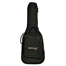 Fretlight Custom Electric gig bag with 40mm foam, two pockets and backpack pads