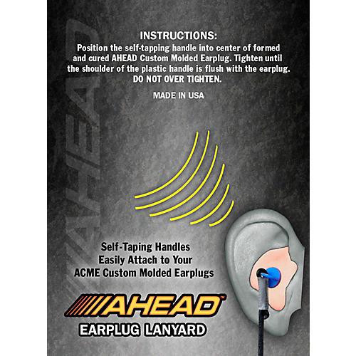 Ahead Custom Molded Earplug Lanyard-thumbnail