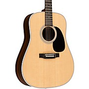 Martin Custom Standard Series D28E Dreadnought Acoustic-Electric Guitar