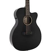 Martin Custom X Series 2016 X-000CE Auditorium Acoustic-Electric Guitar