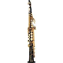 Yamaha Custom YSS-82Z Series Professional Soprano Saxophone with Curved Neck