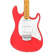 Ernie Ball Music Man Cutlass Trem Maple Fingerboard Electric Guitar