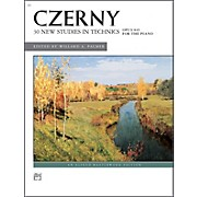 Alfred Czerny 30 New Studies in Technique Op. 849 Advanced Piano