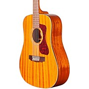 Guild D-1212 12-String Acoustic Guitar