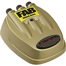 Danelectro D-8 FAB Delay Guitar Effects Pedal