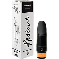 D'Addario Woodwinds Reserve Bb Clarinet Mouthpiece (MCR-X0)