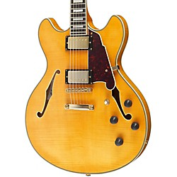 D'Angelico EX-DC/SP Semi-Hollowbody Electric Guitar (DAEXDCSPNAT)