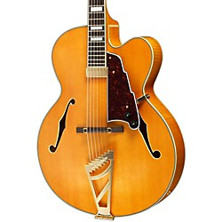 D'Angelico EXL-1 Hollowbody Electric Guitar (DAEXL1NAT)