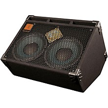 Eden D210 500W 2x10 4ohms Bass Speaker Cabinet and Monitor Wedge