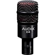 Audix D4 Dynamic Microphone