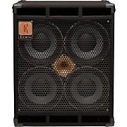 Eden D410XLT Speaker Cabinet with Tweeter