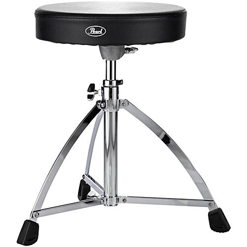 Pearl D730S Low Height Drum Throne-thumbnail
