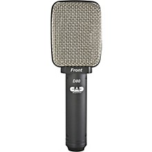 CAD D80 Large Diaphragm Cardiod Dynamic Cabinet/Percussion Microphone