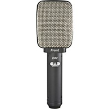 CAD D82 Figure-8 Ribbon Cabinet/Percussion Microphone