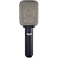 CAD D84 Large Diaphragm Cardioid Condenser Cabinet/Percussion Microphone