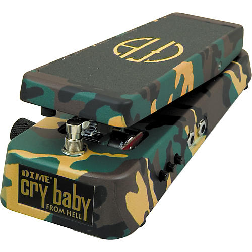 Dunlop DB-01 Dimebag Cry Baby From Hell-thumbnail