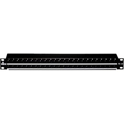"DBX PB-48 48-Point 1/4"" Patchbay (PB-48)"