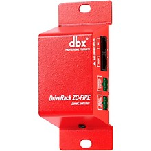 dbx DBXZCV-FIRE Wall Mount Drive Rack Zone Control