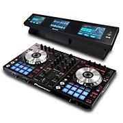 Pioneer DDJ-SR Performance DJ Controller with Dashboard 3-Screen Display